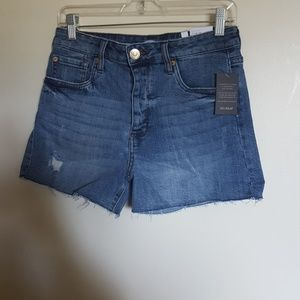NR - STS Blue 11 inch High Waisted Shorts